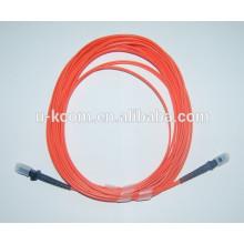 Cable de conexión de fibra óptica MTRJ / MTRJ MM