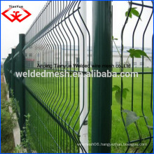 To buy Anping good quality PVC coated fence netting/ welded curvy fence/ 3 D fence/wire fence(SGS certificate & ISO9001)