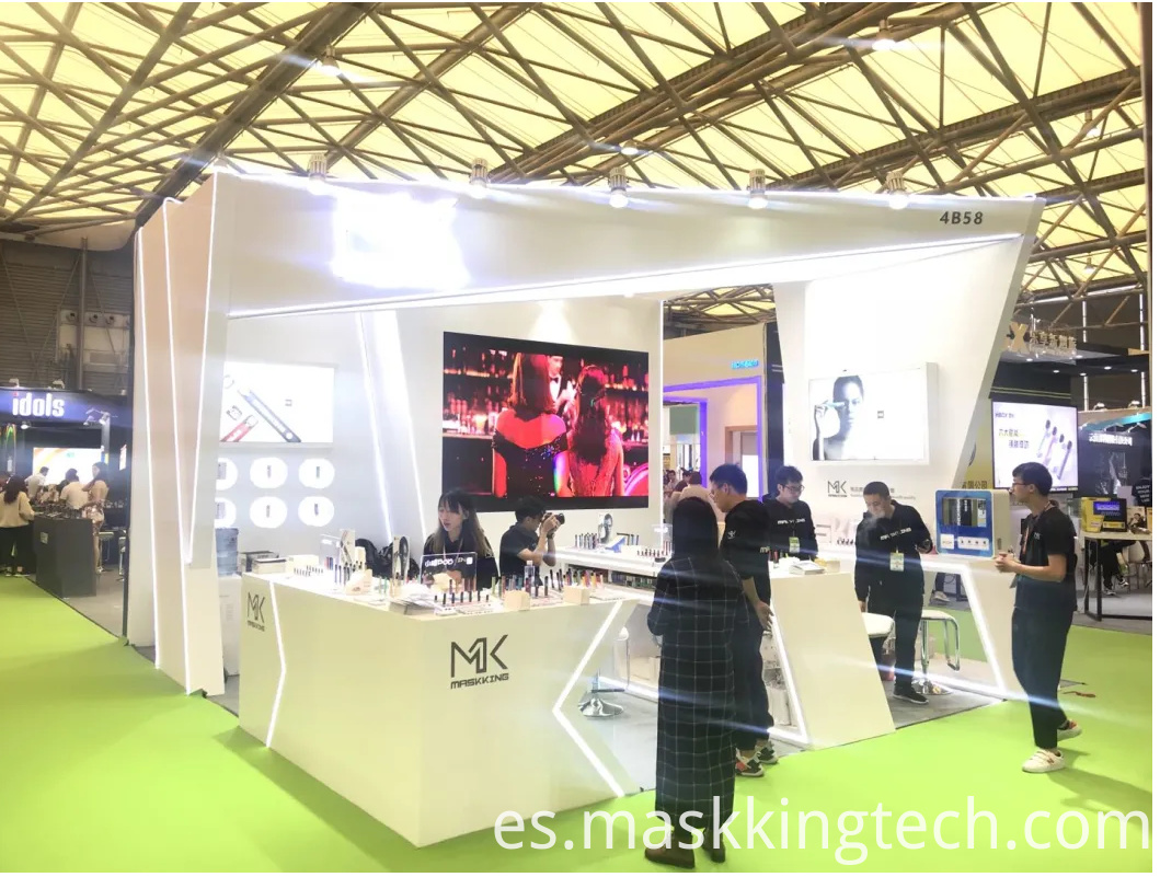 Maskking expo Shanghai