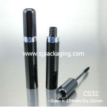 black big mascara tube