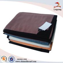 100% cobertores personalizados de moda de bambu da China, cobertores para doação