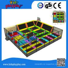 Kidsplayplay Dodgeball Commercial Trampolin Stoff Park für Erwachsene