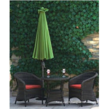 2013 Hot Sell High Quality poly rattan furniture Bistro Set