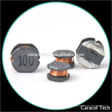Bobina de indutor de potência de núcleo de ferrite 10uh para CDR portátil
