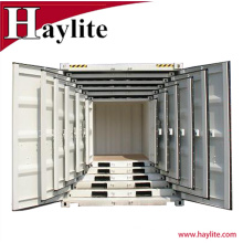 High quality 10ft 9ft 8ft Mini container used steel storage box warehouse for sale