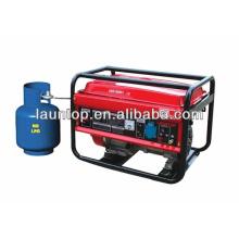 2kw gebrauchter Erdgasgenerator LPG2500 Flüssiggas
