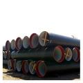 EN545 Tubo de ferro dúctil com soquete de 6m k9