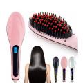 Fast Hair Straightener Hair Styling Brush