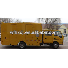 160kw Emergency Mobile Power Supply Vehicle with cummins