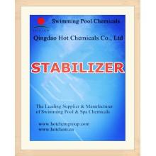98.5% порошок/гранулы/таблетки Циануровая кислота для очистки воды химических веществ