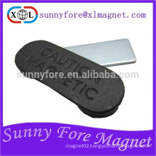 MP33Z plastic lapel pin magnetic button badge