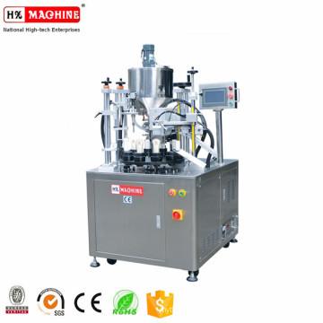 Machine de remplissage et de scellage de tubes haute vitesse