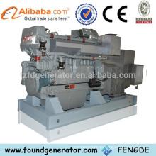 Generador diesel marino 500kw MWM para la venta
