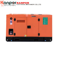 Self-Excitation 8kw 10kVA Yanmar Electric Generator