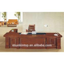 AH-06 modern fashion wood veneer office table office desk executive desk