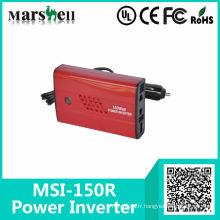 Onduleur de puissance de sortie basse puissance 100 ~ 400W avec prise secteur et USB