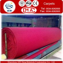 Popular Plain Pattern Exhibition Carpet