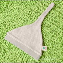 Precioso sombrero de algodón orgánico para bebés
