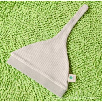 Sombrero orgánico encantador del bebé del algodón