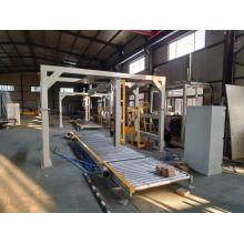 Rotary arm stretch wrapper/Rotating arm pallet wrapper