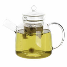 Handmade Borosilicate Glass Teapot to Brewing Tea
