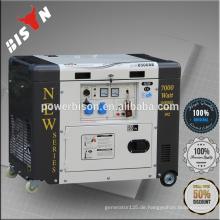 BISON (CHINA) 5kw Geräuschloser Dieselgenerator