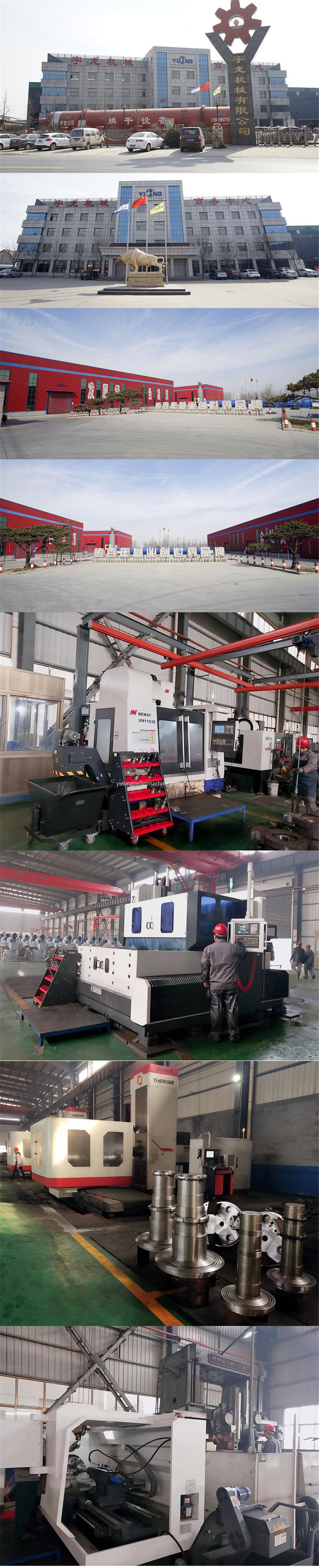 Yulong Pellet Machine