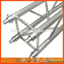 Spigot curved aluminum truss and lighting truss