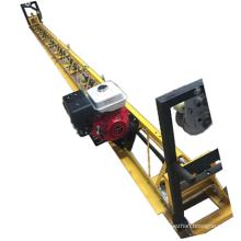 Puxador vibratório de motor elétrico Betonilha de treliça de concreto