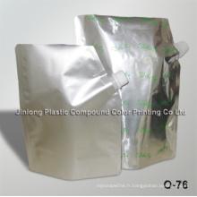 Emballage en poudre simple