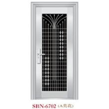 Stainless Steel Door for Outside Sunshine (SBN-6702)
