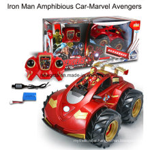Marvel Avengers Electric RC Amphibious Car for Girl Kids Toys