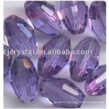 Neue Kristall-Oliven-Perlen