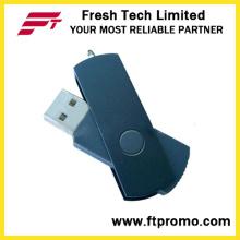 Swivel de metal USB Flash Drive (D201)