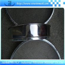 Tamiz de prueba estándar del acero inoxidable 316