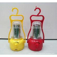 green source High quality led lantern camping solar storm lantern