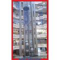 Blue Light Motor Brand Panoramic Lift avec dispositif de sauvetage automatique