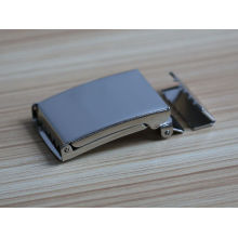 wholesale iron material mens clip buckle belt for military uniform