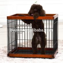 ECO- Jaula de perro de madera amistosa, perrera de madera, caja de madera para perros (muestra gratis)