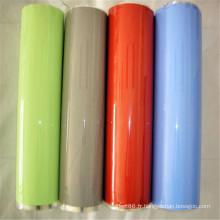 Feuille en caoutchouc de silicone résistant aux hautes températures
