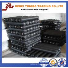 CE & ISO9001 PVC beschichtetes schwarzes quadratisches Drahtgeflecht