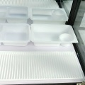 diagnostic reagents kit form thermoformed medical tray