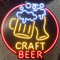 CERVEZA LED NEON SIGN