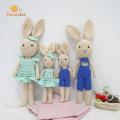 100% Cotton Amigurumi Crochet Baby Toys