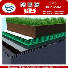 Plastic Dimple Drain Sheet für Dachgarten