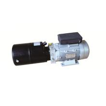 Bloc d'alimentation hydraulique à courant alternatif pour équipement d'emballage de voiture