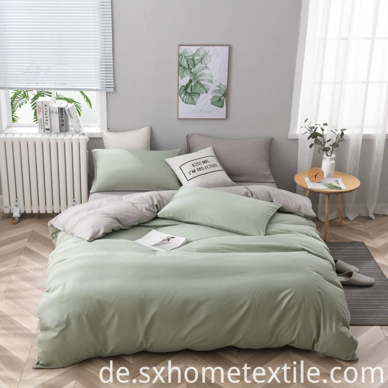 Solid Color Flat Bed Sheet