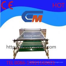 Impresora auto de la transferencia de calor del buen precio de China para la materia textil / Homeware
