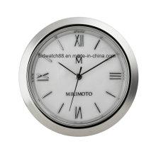 Promotion Analog Quartz Small Metal Clock Inserts 37mm