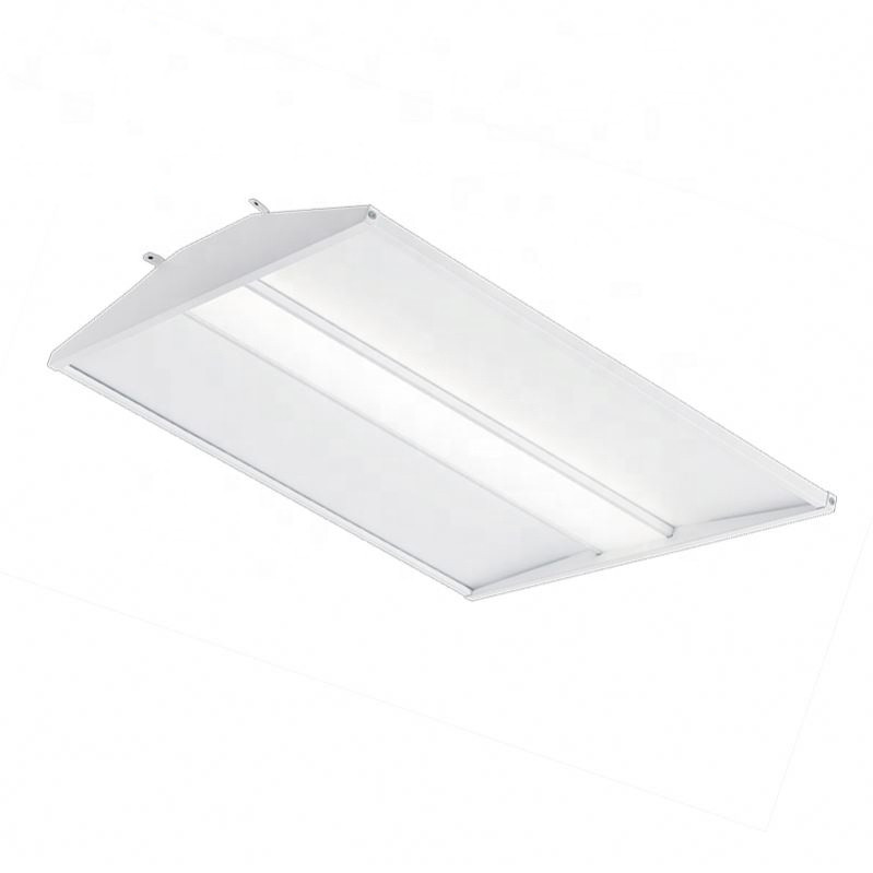 Warm White IP33 36W LED Panel Light